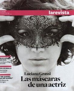 portada la revista luciana