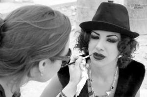 bts makeup luciana